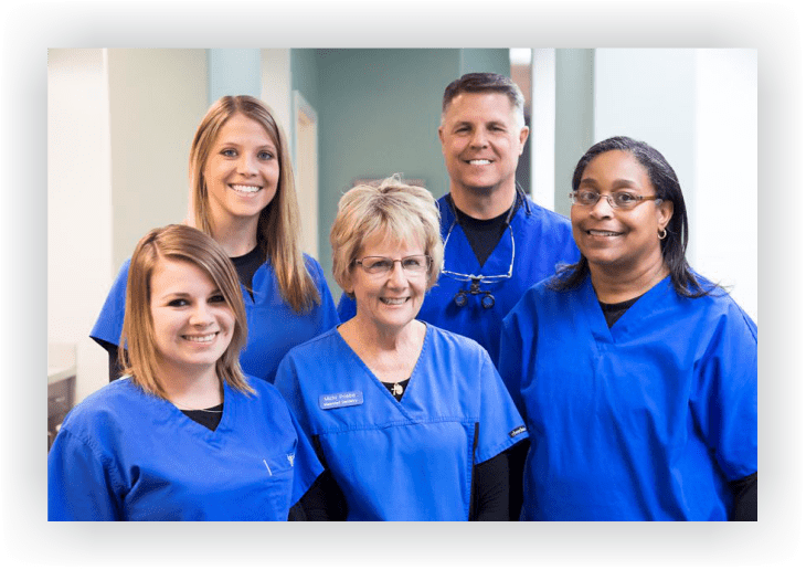 Maurstad Dentistry staff image, Omaha Dentist